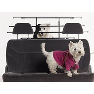 Petego K9 Guard Universal Pet Safety Barrier, Black