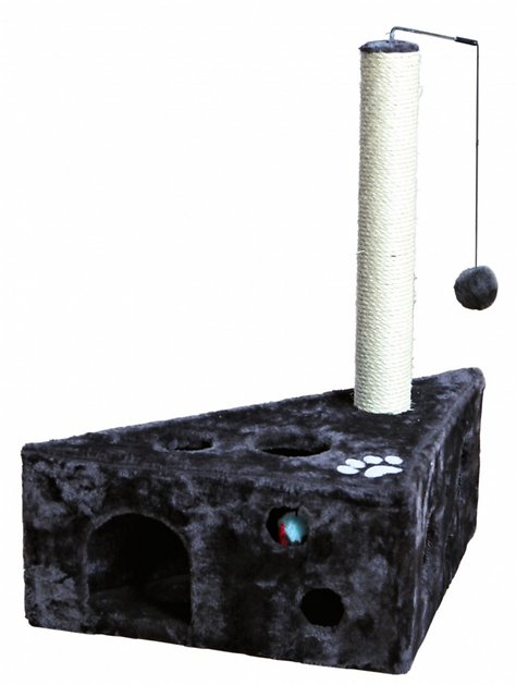 trixie-murcia-2675-in-cat-scratching-post,-gray by trixie