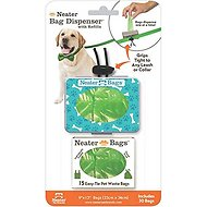 Neater Poop Bag Dispenser, Blue Bone