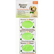 Neater Easy-Tie Pet Waste Refill Bags, 90 count