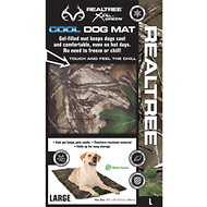 Hyper Pet RealTree Cool Dog Mat, Large, Xtra Green