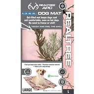 Hugs Pet Products RealTree Cool Dog Mat, Large, Pink
