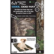 Hyper Pet RealTree Cool Dog Mat, X-Large, Xtra Green