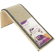 SmartyKat Sisal Angle Scratch with Catnip Incline Cat Scratcher