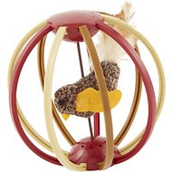 Petlinks Bird Cage Motion-Activated Chirping Cat Toy