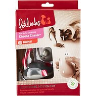Petlinks Cheese Chaser Remote Controlled Mouse Cat Toy