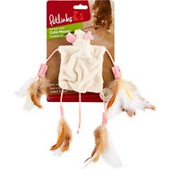 Petlinks Cutie Mouse Long Legged Crinkle Cat Toy