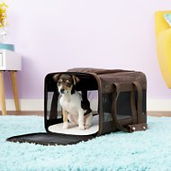 Sherpa Original Deluxe Pet Carrier, Brown, Large