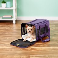 Sherpa Original Deluxe Pet Carrier, Plum, Medium