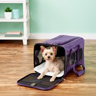 Sherpa Original Deluxe Pet Carrier, Plum, Large