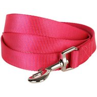 Blueberry Pet Classic Solid Dog Leash, 5-ft, 3/8-in, French Pink