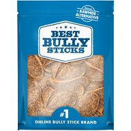 Best Bully Sticks Gourmet Chicken Breast Dog Treats, 3-lb bag