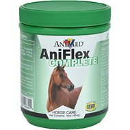 AniMed Natural Aniflex Complete Connective Tissue Support Horse Supplement, 16-oz tub