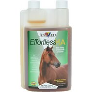 AniMed Effortless HA Horse Supplement, 35.5-oz tub