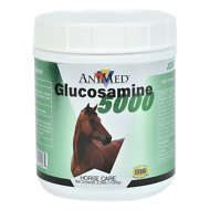 AniMed Glucosamine 5000 Horse Supplement, 2.25-lb tub
