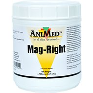 AniMed Mag-Right Horse Supplement, 3.125-lb tub