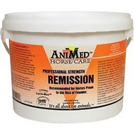 AniMed Professional Strength Remission Horse Supplement, 4-lb tub