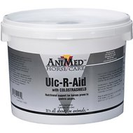 AniMed Ulc-R-Aid with Colostrashield Horse Supplement, 4-lb tub