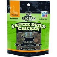 Redbarn Chicken Freeze-Dried Cat Treats, 0.75-oz bag