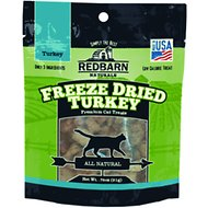 Redbarn Turkey Freeze-Dried Cat Treats, 0.75-oz bag