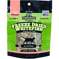 Redbarn Whitefish Freeze-Dried Cat Treats, 0.75-oz bag