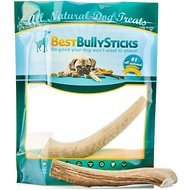 Best Bully Sticks Elk Antler Dog Chew, Medium