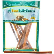 "Best Bully Sticks Thin 12"" Bully Sticks Dog Treats, 12 count"