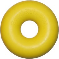 GoughNuts Ring Dog Toy, Yellow, Original
