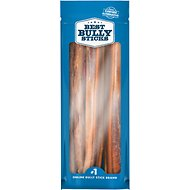 "Best Bully Sticks Odor-Free 12"" Monster Bully Sticks Dog Treats, 3 count"