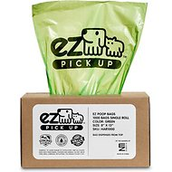 EZ Pickup Pet Waste Bags Pantry Pack, 1,000 count
