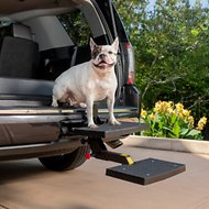 Solvit PupSTEP Car Hitch Pet Step, Black