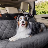 Solvit Premium Bench Car Seat Cover, Standard, Grey