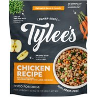 Tylee's Chicken Recipe Human-Grade Dog Food, 50-oz bag