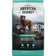 American Journey Lamb & Sweet Potato Recipe Grain-Free Dry Dog Food, 24-lb bag
