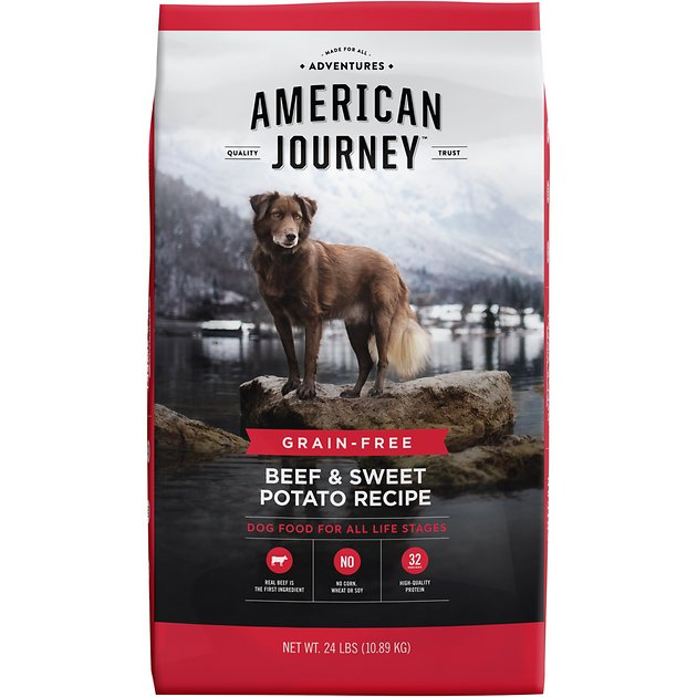 American journey beef sweet potato recipe grain free dry dog american journey beef sweet potato recipe grain free dry dog food 24 lb bag chewy forumfinder Image collections