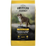 American Journey Chicken & Sweet Potato Recipe Grain-Free Puppy Dry Dog Food, 12-lb bag