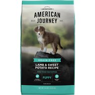 American Journey Lamb & Sweet Potato Recipe Grain-Free Puppy Dry Dog Food, 24-lb bag