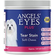 Angels' Eyes Beef Flavored Soft Chews for Dogs & Cats, 120 count
