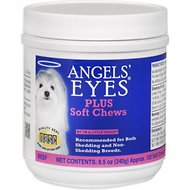 Angels' Eyes Beef Flavored Soft Chews for Dogs & Cats, 120-count