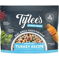 Tylee's Turkey Recipe Human-Grade Dog Food, 30-oz bag