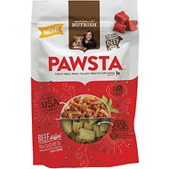 Rachael Ray Nutrish Pawsta Beef Stuffed Riggies Recipe Dog Treats, 4.5-oz bag