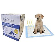 American Kennel Club Lemon Scented Training Pads, 150 count