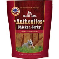 Authentics Chicken Jerky Dog Treats, 12-oz bag