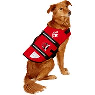 Paws Aboard Lifeguard Neoprene Dog Life Jacket, Large