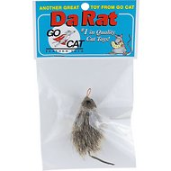 Go Cat Da Bird Cat Catcher Da Rat Teaser Wand Replacement Cat Toy