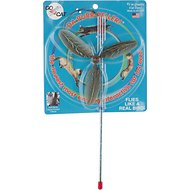 Go Cat Da Bird Cat Catcher Da Purr Peller Teaser Wand Cat Toy