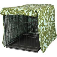 Molly Mutt Amarillo By Morning Dog Crate Cover, Medium