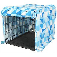 Molly Mutt New Theory Dog Crate Cover, Medium