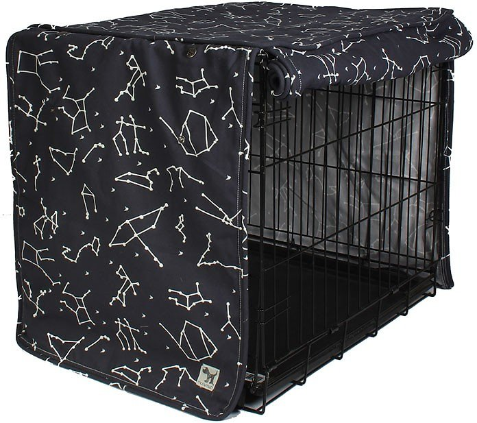 Dog Crate Covers molly mutt rocketman dog crate cover, medium - chewy