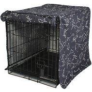 Molly Mutt Rocketman Dog Crate Cover, Big